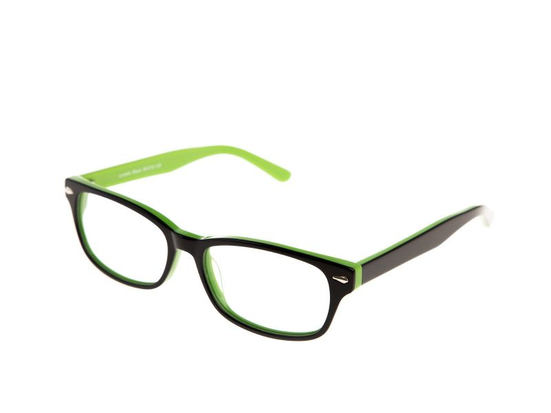 Lunetic black/green 48