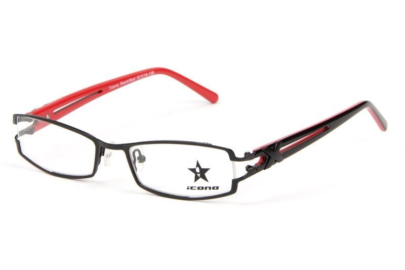 Titania black-red
